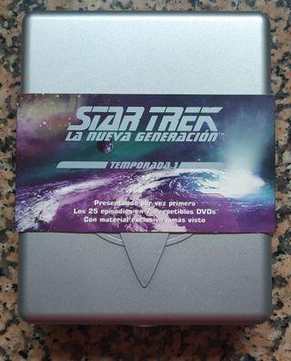 Star Trek La nueva generación números Temporada 1