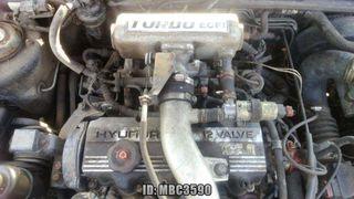 MBC3590 Motor Hyundai 1.5 Gt Turbo 120 Cv