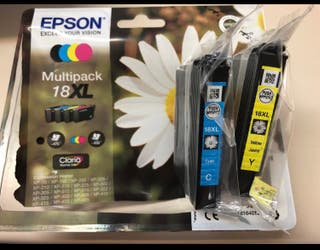Cartucho tinta Epson