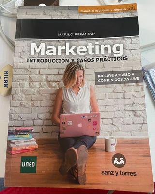 Libro marketing 1er Año turismo Uned