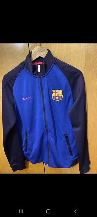 Chaqueta FC Barcelona Talla M