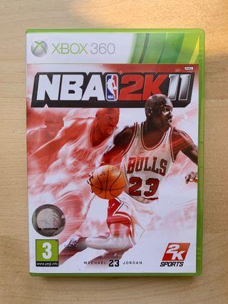 NBA 2K11 de Xbox 360