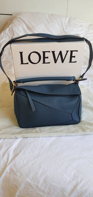 Bolso Loewe Puzzle - Índigo
