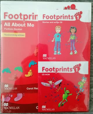 Footprints 1. 1° Primaria. MacMillan.