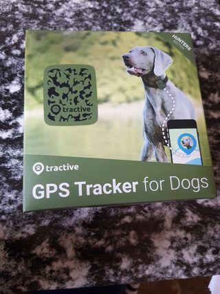 Gps para perros Tractive