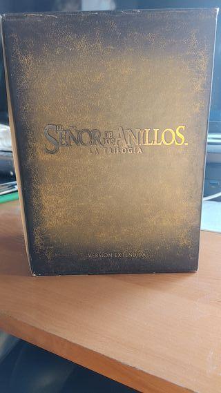 Trilogía DVD El Señor de los Anillos - Ed. Ext.