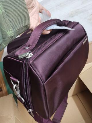 bolsa de viaje y neceser Samsonite