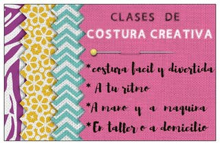clases costura facil y divertida