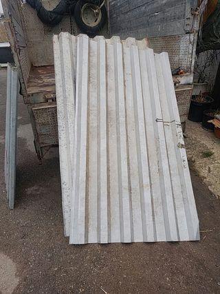 panel de chapa galvanizada