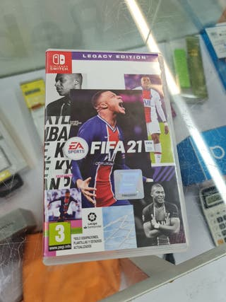 NINTENDO SWITCH FIFA 21