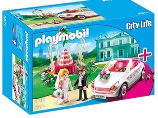 Playmobil: fiesta boda SIN ABRIR