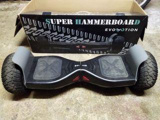 hoverboard ruedas grandes