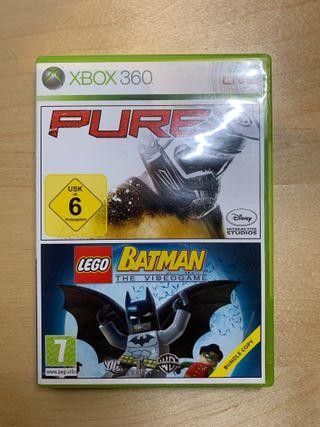 Pure & LEGO Batman de Xbox 360