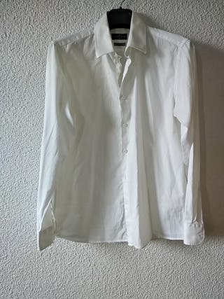 Camisa blanca Roberto Verino
