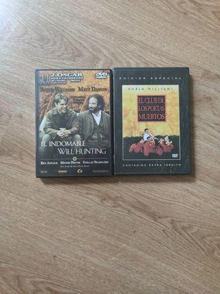 Pack 2 Películas Robin Williams