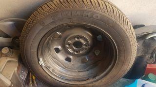 Rueda repuesto coche Kumho 175/65R14 82t