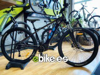 Bicicleta eléctrica 504Wh motor Shimano STePS E70
