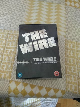 The Wire. Serie completa VO