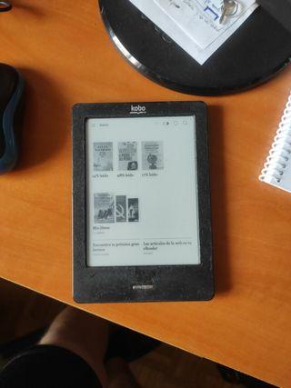 libro electrónico kobo e reader