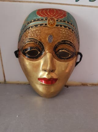 Máscara de cobre