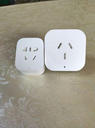 Xiaomi AC Companion y Smart Plug