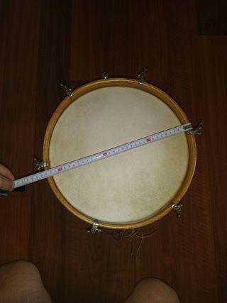 Caja / tambor música tradicional