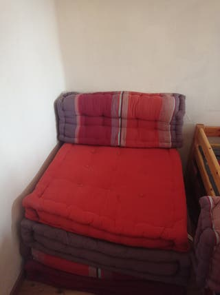 Conjunto futones.