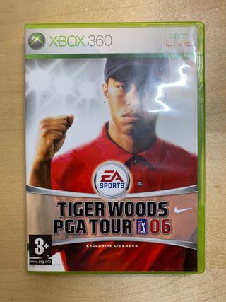Tiger Woods PGA Tour 2006 de Xbox 360