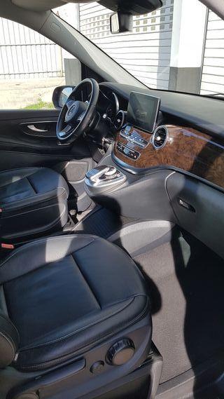 Mercedes-Benz Clase V 2018