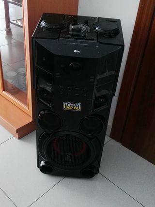Altavoz LG HiFi Rms 500w