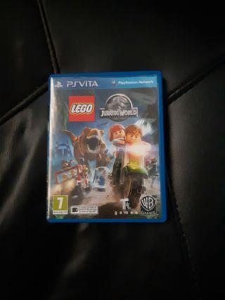 Lego: Jurassic World Psvita