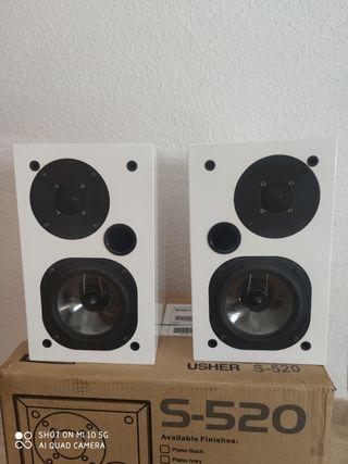 Altavoces Usher s-520