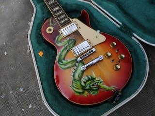 Gibson Les Paul Standard Deluxe 1977 Limited Ed.