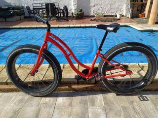 Bicicleta cruiser/de paseo