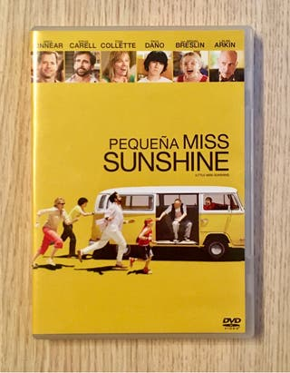 PEQUEÑA MISS SUNSHINE. Road Movie. Comedia. Humor