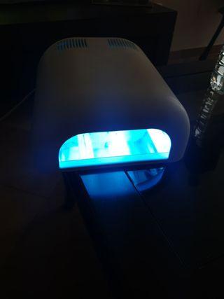 lampara manicura