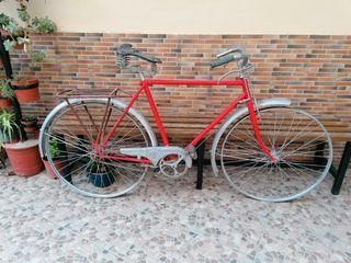 Bicicleta de varillas Gimson