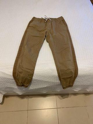 Pantalones marrón