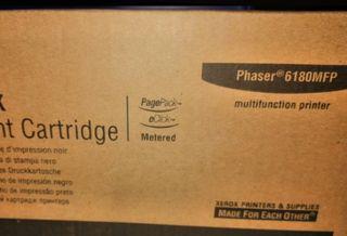 toner xerox phaser 6180 MFP