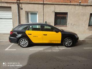 Se vende licencia de taxi de Barcelona