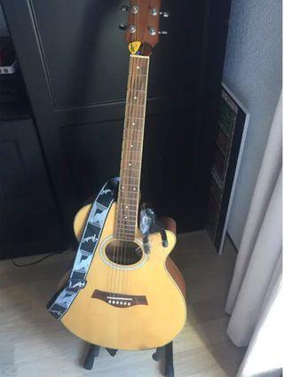 Guitarra acústica eléctrica Daytona
