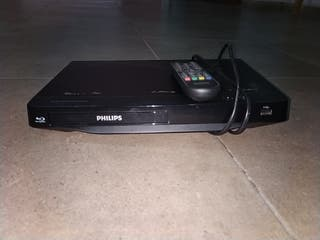 Reproductor Blu-ray dvd Philips BDP2930