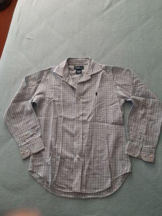 Camisa Ralph Lauren talla 7