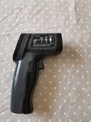 termometro Infrarojos