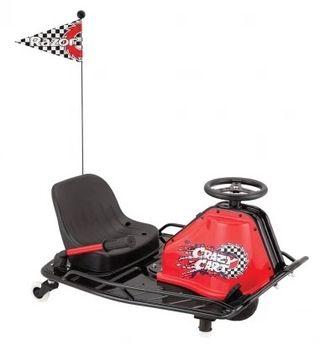 Crazy Cart.