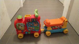Correpasillos, andador, juguete evolutivo Vtech