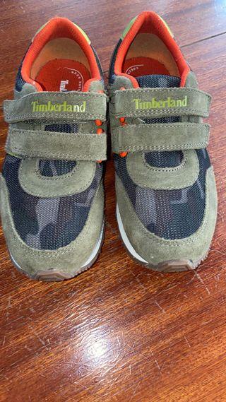 Zapatillas Timberland Usadas
