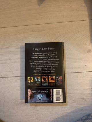 The Mortal Instruments, City of Lost Souls