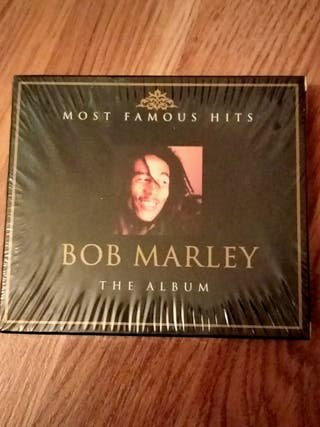 CD Bob Marley most famous hits