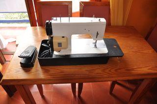 Maquina coser sigma mod 161 portátil